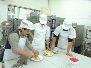 0317觀光科西餐實習課程