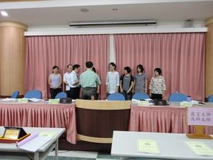 升學績優班級導師頒獎