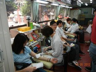 捐血活動3