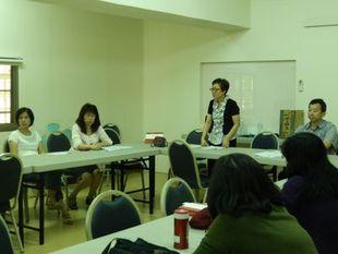 餐管科自評座談會02