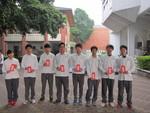 土木科獲通過乙級頒獎學金同學