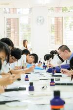 103學年度合作教育寫字(書法)比賽