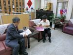 台中市太平洋扶輪社扶輪之子助學金簽約儀式