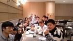 學生餐桌擺設觀摩與用餐體驗
