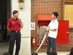 消防栓複合式演練操作