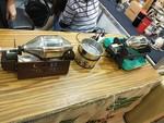 小鋼砲桌上型烘豆機