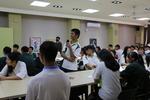 同學踴躍發言