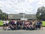 參訪越南統一宮