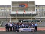 參訪越南中鋼公司