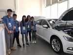 參訪越南福斯汽車工廠