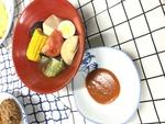 柴魚關東煮及沾醬