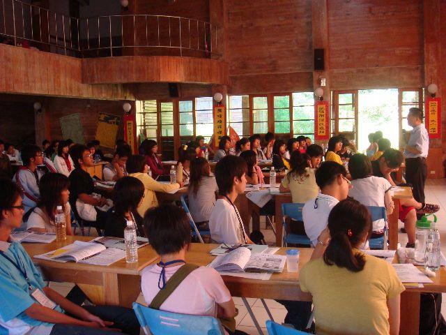 領導人才培育研習營 -創意管理課程