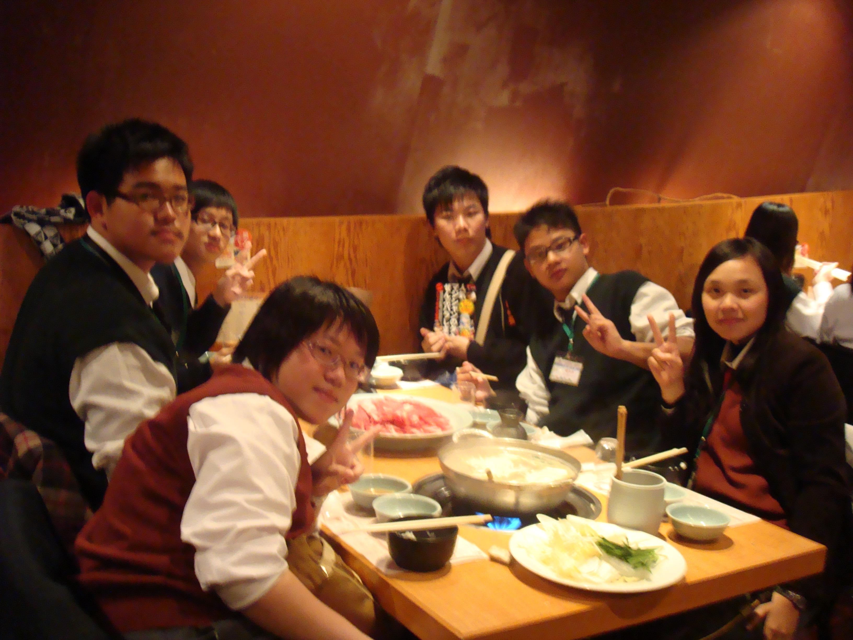 日式風味壽喜鍋料理見習
