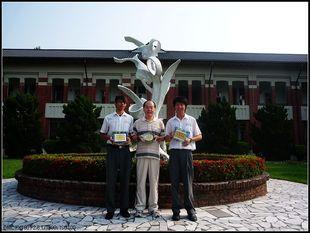 農業類金牌獎獲獎同學