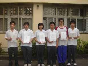 98學年第一學期書香獎照片