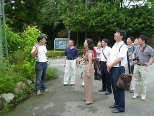 湖北省恩施州教育交流考察參訪  ---農經科