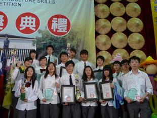 農科技藝競賽獲獎學生-1