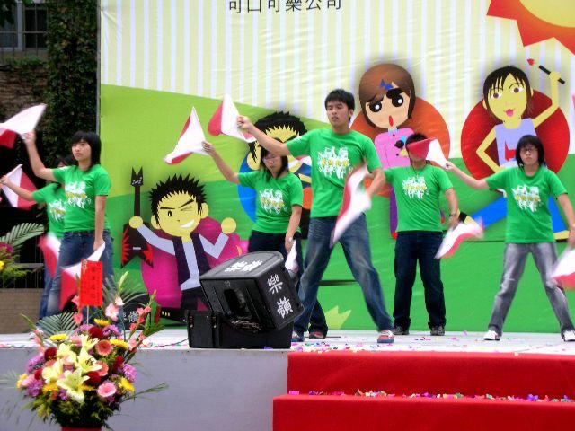 95學年度中投區社團博覽會活動花絮-5