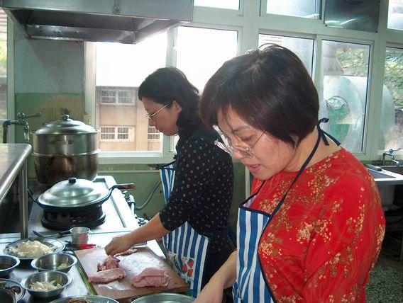 台中市國中餐旅種子教師研習活動活動照片3