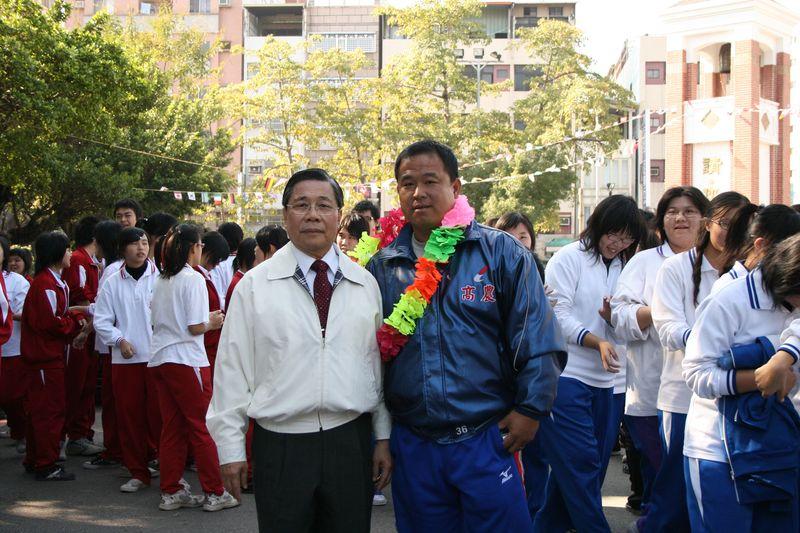 光榮返校12