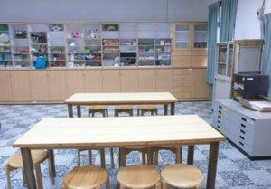 媒體教室木櫃